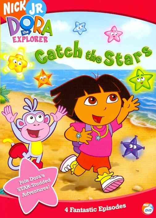 DORA THE EXPLORER:CATCH THE STARS BY DORA THE EXPLORER (DVD)