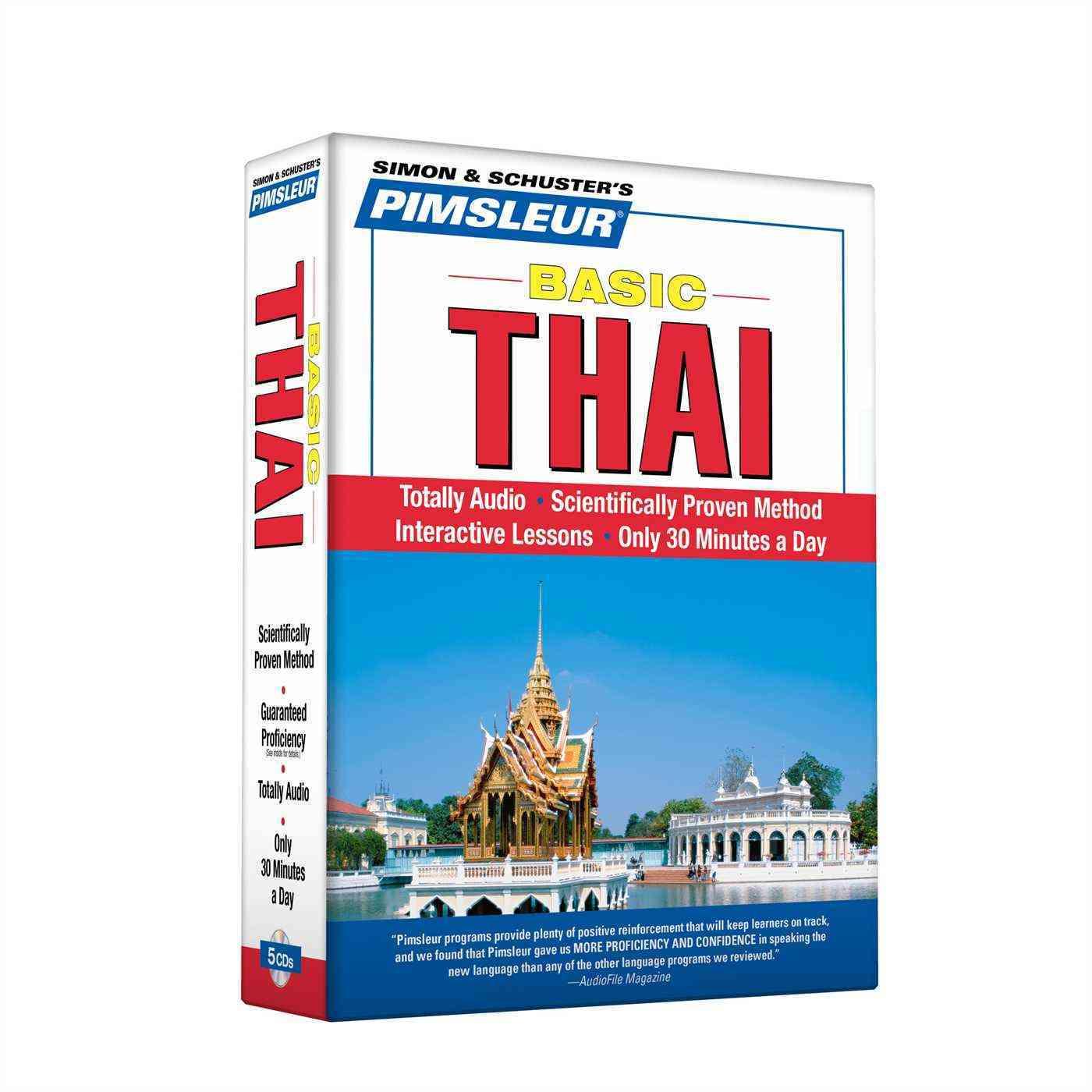 [CD] Pimsleur Basic Thai